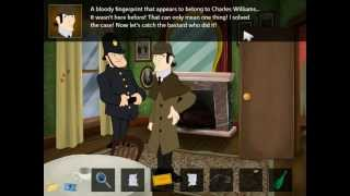 Sherlock Holmes 2 Game Walkthrough