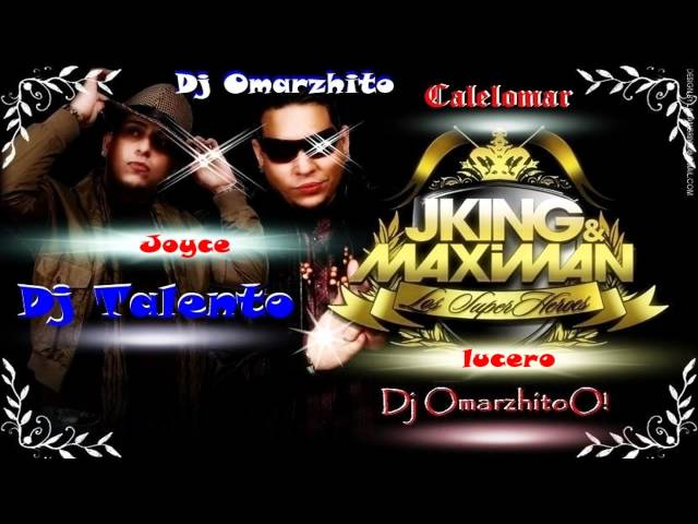 MUCHO COQUETEO - J-King & Maximan