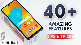 Samsung Galaxy F22 Tips & Tricks | 40+ Special Features - TechRJ