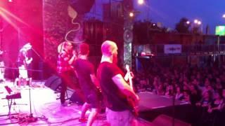 Leander Rising - Öngyötrő w/ Csóka Laci + 27 év w/ Kállai Ernő @ Budapest Park 2014.05.29 Thumbnail
