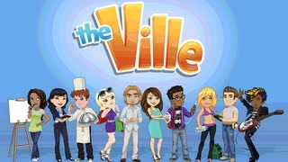Old Facebook Games: Zynga's The Ville