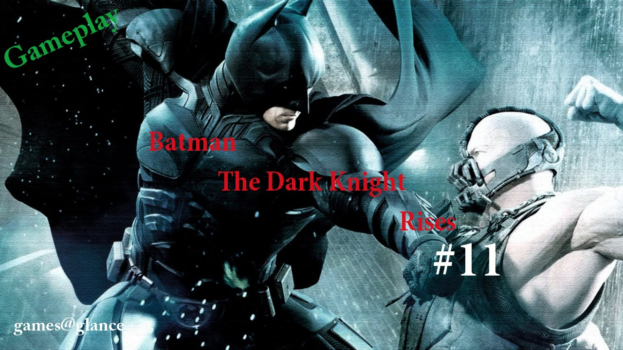 The Dark Knight Rises Game Download for Android Free