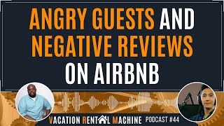 Gambar cover How to Deal with Angry Guests and Negative Reviews on Airbnb