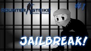 CS:GO Jailbreak | Zero ogaru XD #1
