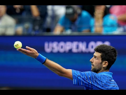 Novak Djokovic vs. Denis Kudla | US Open 2019 R3 Highlights