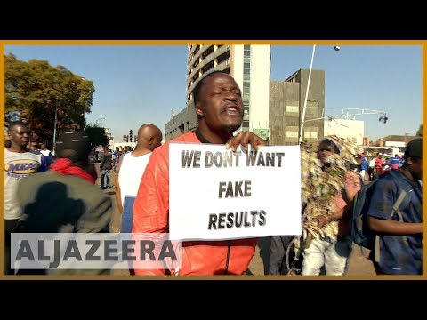 🇿🇼Zimbabwe post-election clashes: Inquiry condemns military action | Al Jazeera English