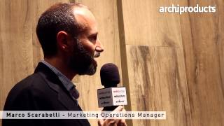 EMILCERAMICA GROUP | MARCO SCARABELLI - Cersaie 2013