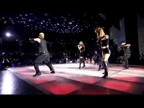 NAMIE AMURO - Hide & Seek (World Music Awards 2010).mkv