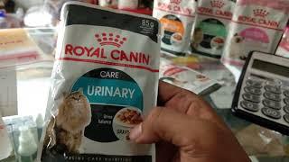 Perbedaan Royal Canin Wet Food ( Persia, Instinctive,  Urinary, Kitten, Intens Beauty, Digest Care )