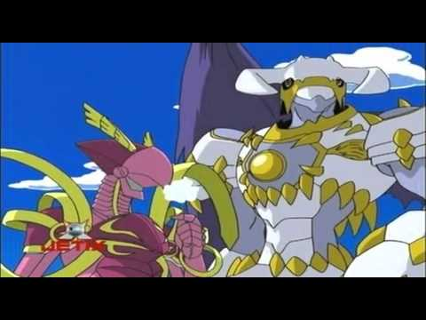 Dynasmon and LoadKnightmon Awake and Alive AMV