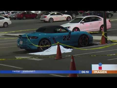 Seguimiento asaltante muerto en estacionamiento || Noticias con Juan Carlos Valerio