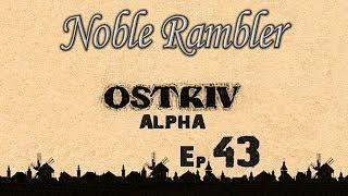 Ostriv (Alpha - Patch 5) - We've Got Chickens!  - Ep 43