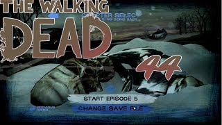 The Walking Dead Season 2 Episode 21 : I Walk This Lonely Road
