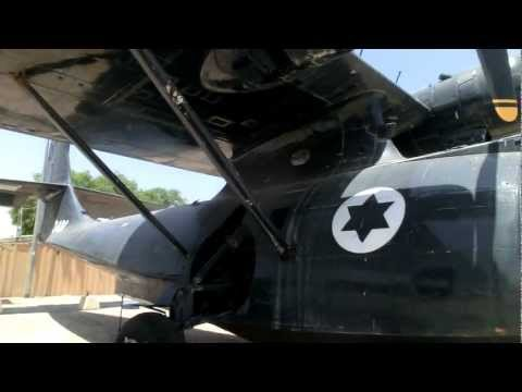 Restored Consolidated PBY Catalina Flying Boat