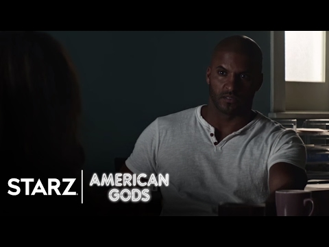 American Gods   Season 1, Episode 4 Clip: A Plan   STARZ
