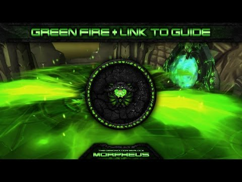 Green Fire Quest + Guide Link WoW MoP 5.4