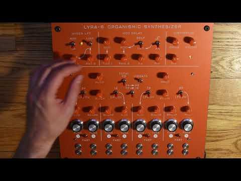 Lyra-8 Synthesizer Demo