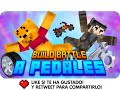 BUILD BATTLE A PEDALES! | Minecraft - Gona y Luh