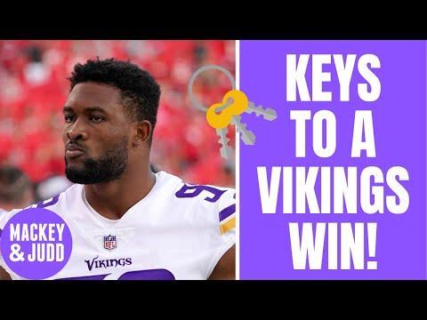 Minnesota Vikings vs. Cincinnati Bengals: Keys to a Vikings wins!