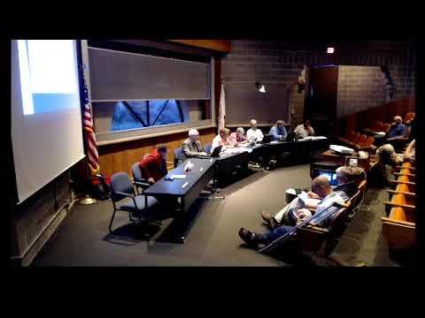 Rhode Island Marine Fisheries Council: October 1, 2018