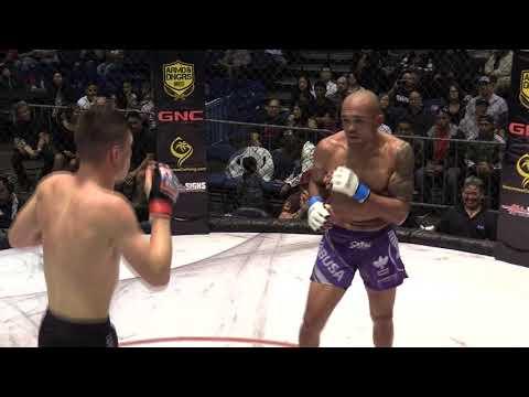 8  Keoni Diggs  vs Titus Strickland