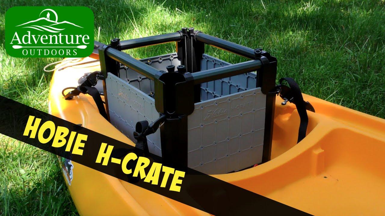 Black Milk Crate