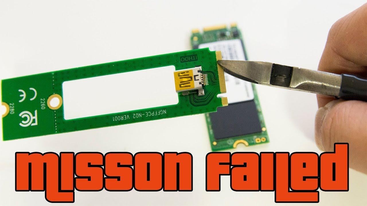 PCI-E 4X to NGFF SSD PCIE Adapter Card B//M-key M.2 NGFF+NVME Dual Interface SS