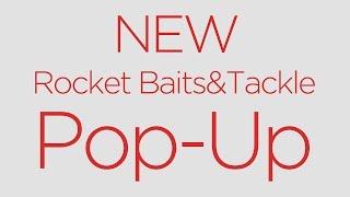 Міні-бойли Pop-Up | Новинка ТМ Rocket Baits