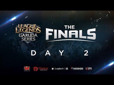 League of Legends Garuda Series The Finals - Day 2