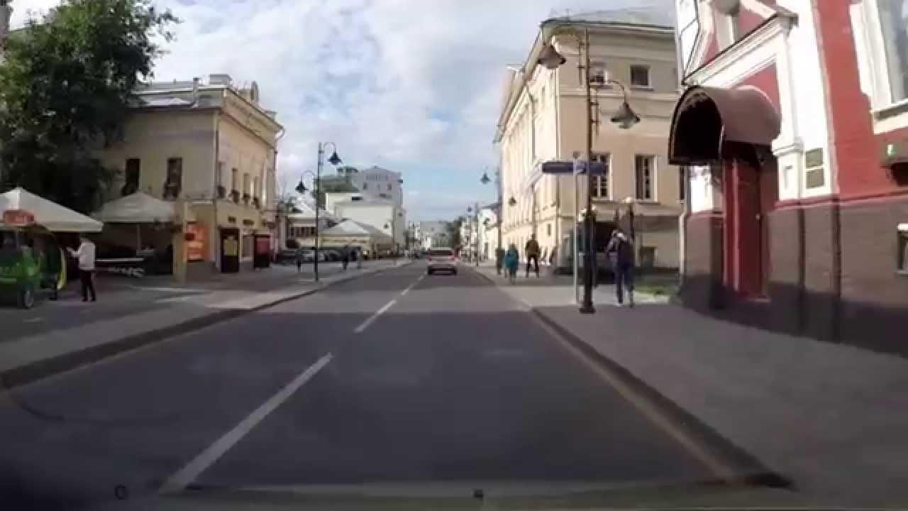 улица пятницкая фото