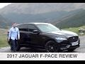 Jaguar F-Pace SUV 2017 Review | Driver's Seat