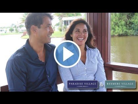 Tony and Magda discover Rexmere Village, Davie, FL