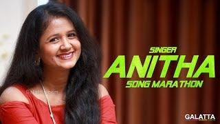 Singer Anitha Karthikeyan Song Marathon | Super Singer | Putham Puthu Kaalai