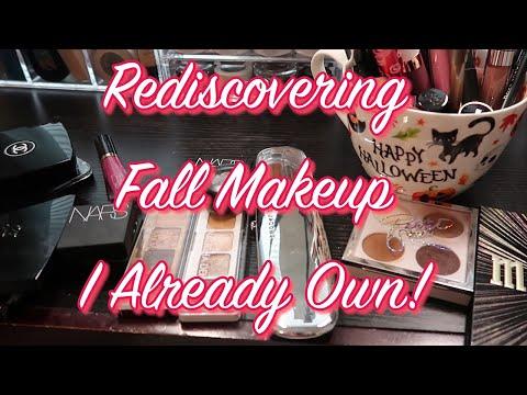 SHOP MY STASH 🎃 Fall Makeup 2019 🍁 thumbnail