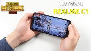 Test hiệu năng Realme C1: Giá rẻ liệu chơi game có ngon???