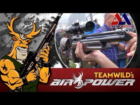 Air Rifle Shooting - BFTA European Field Target Championship!