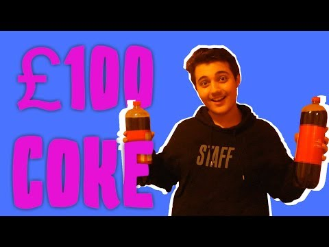 COKE & MENTOS CHALLENGE (GONE WRONG)