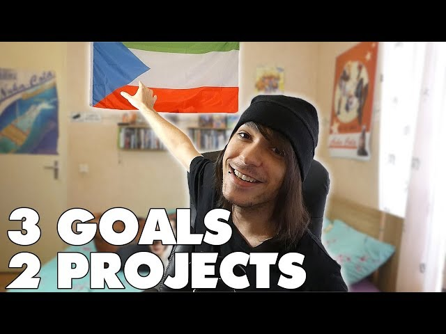 3 GOALS, 2 PROJECTS! - Let's Talk