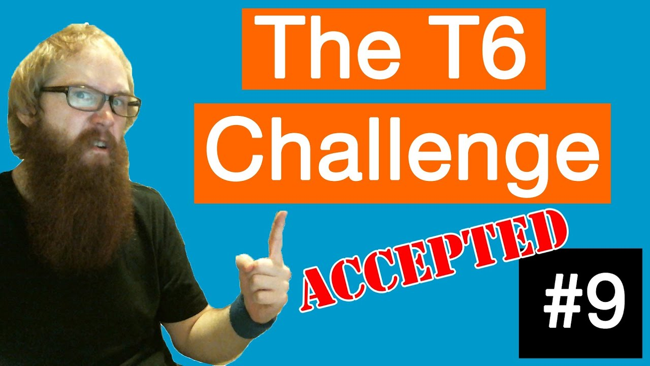 Download T6 Challenge - Episode 9 - The Slow Life of a Barbarian Loner