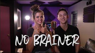 No Brainer  DJ Khaled Justin Bieber Chance The Rapper amp; Quavo (Jason Chen x Tiffany Alvord)
