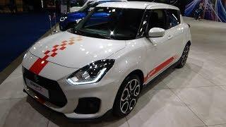 2018 Suzuki Swift Sport - Exterior and Interior - Auto Show Brussles 2018