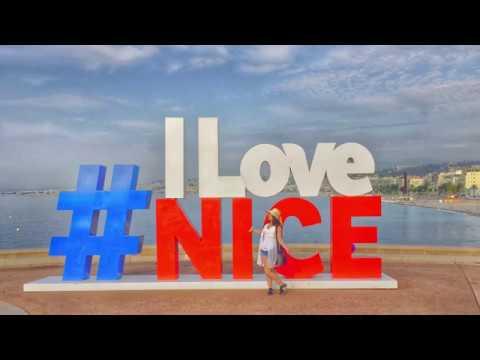 FRANCE TRIP- NICE MENTON ANTIBES EZE   MONACO