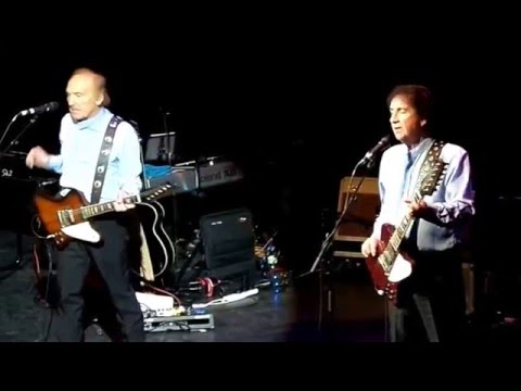 Let It Be Me - The Merseybeats with Brian Wood