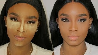How to BAKE Your FACE! NO FLASHBACK, CAMERA READY (NO PHOTOSHOP NEED!)