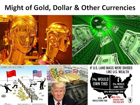 Might of Gold, Dollar and Other Currencies