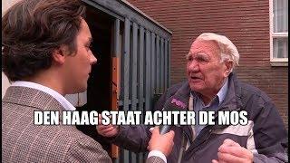 Den Haag staat pal achter Richard de Mos