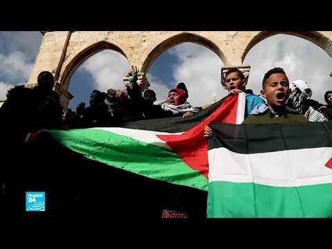 هل تستخدم واشنطن الفيتو ضد مشروع قرار إبطال الاعتراف بالقدس عاصمة لإسرائيل؟  - نشر قبل 1 ساعة
