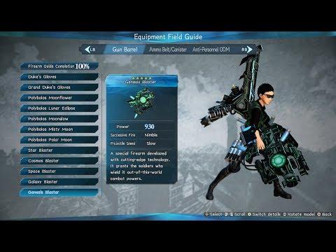 Attack On Titan 2 Final Battle - 100% Equipment Field Guide