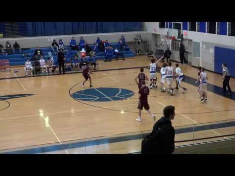 ROHS JV Basketball vs. Seaholm February 9, 2017