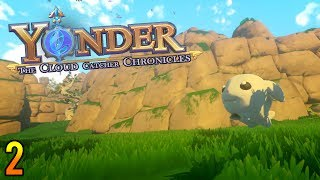 Farming/New Discoveries!!! | Yonder : The Cloud Catcher Chronicles (2)